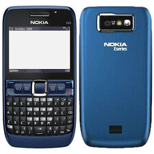 Nokia E63 Mobile - WiFi ! ULTRA BLUE ! QWERTY ! GSM ! FM ! Call Recording