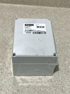 """Q16129PCD BOX PLASTIC GRAY 6.3/""""L X 4.72/""""W 13859 HOFFMAN"""
