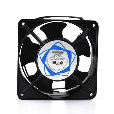 For 1PC SUNON SP100A P//N 1123HSL Fan AC 100V-120V 0.26A 120*120*38mm