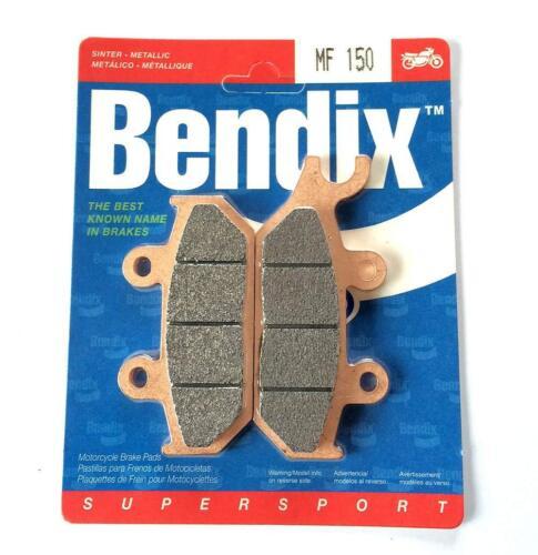 1 Caliper Bendix MF150 Front Brake Pads for Yamaha TZR400 XT500E XT600E XT600E