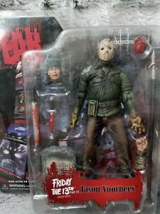 Mezco Jason Voorhees Friday The 13th part IV 7 inch Action Figure