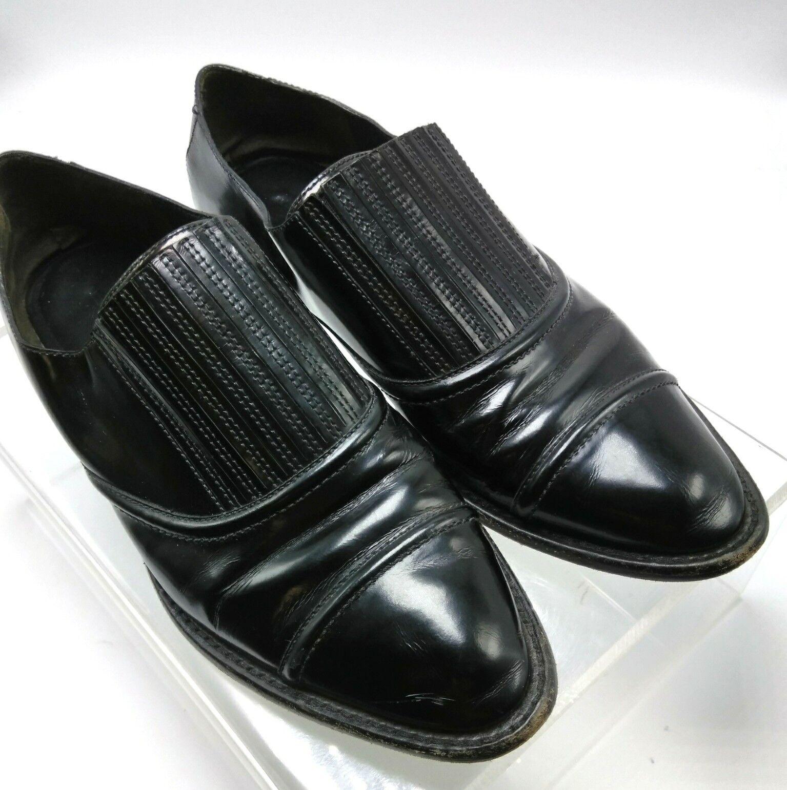 fino al 70% di sconto Alexander Wang - - - donna nero Leather Formal Dress Slip scarpe eur 39  risparmia fino al 70% di sconto