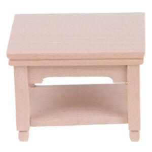 1-12-Dollhouse-Miniature-Mini-Wooden-Tea-Table-Model-Accessories-YK