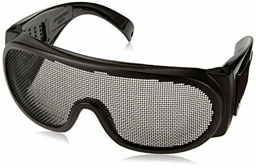 Matte Black Frame Fast Shipment Hot S Crossfire 19218 Wire Mesh Safety Glasses