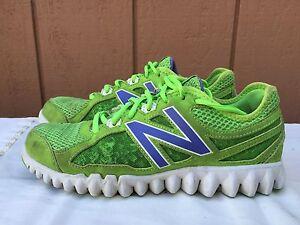 New Balance 1157 WX1157GW Womens Running Training Shoes Neon Green US 7.5 EUR 38