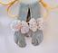 miniatuur 14 - Baby Girls Kids Lace Tutu Flower Bows Elsa Party Costume Tights Newborn Toddler