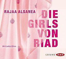 Die Girls von Riad von Alsanea, Rajaa | Buch | Zustand gut
