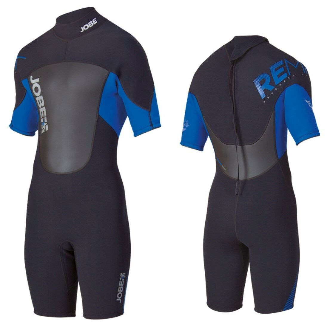 Jobe Progress SH Remix korty 2.5 2 mannen blauw Neoprenanzug Wetsuit Surf Kite j16