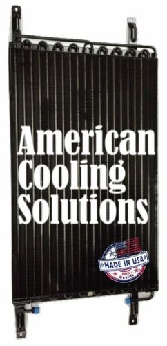 New AC Condenser for Freightliner  Century Columbia Classic FLD OEM manufacturer