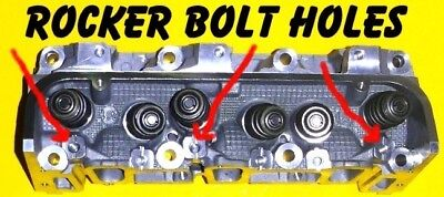 3.1 3.4 GM 170 487 CYLINDER HEADS PONTIAC AZTEK 10MM ROCKER BOLTS