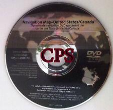 2007 2009 CADILLAC ESCALADE ESV EXT NAVIGATION MAP NAV DISC DVD 8.3 2010 UPDATE