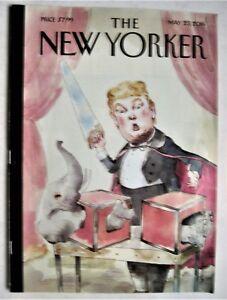 76dba33775 La foto se está cargando Donald-Trump-New-Yorker-revista-presidente-Grand- ilusion-