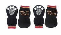 Paw Protection Socks For Dog Xxxs - L With Traction Tile Laminate Hardwood