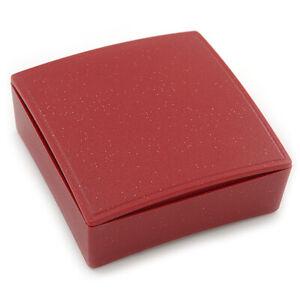 Glitter Red Earrings/ Brooch/ Pendant/ Set Jewellery Box
