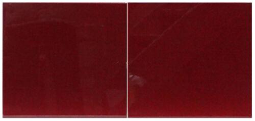 IKEA Effektiv Türen in Hochglanz rot 40x38cm - Bohrlochabstand 128mm Paar