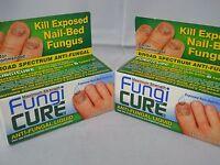 Fungicure, Anti-fungal Liquid, Maximum Strength, 1oz Each (2pk Bundle) Exp 2018
