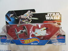 STAR Wars Hot Wheels nave spaziale astronave D Hot Wheels DIE-CAST VEICOLO 4-Pack Caso