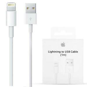 Original Apple lightning 0.5M New OEM Origin USB Charger Cable Retail Box - WITH WARRANTY - OPENBOX CALGARY Calgary Alberta Preview
