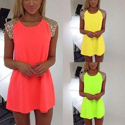 Women's Sexy Summer Vest Top Sleeveless Blouse Casual Tank Tops T-Shirt Fashion