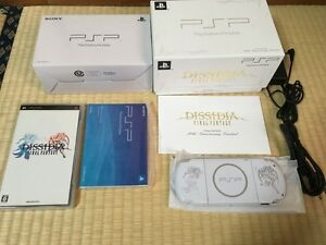 PSP-Dissidia-Final-Fantasy-FF-20th-Anniversary-Limited-Ver-game-F-S-from-Japan