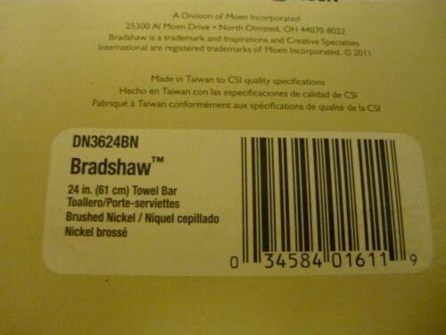 DN3603BN Bradshaw Collection. Moen DN3624BN DN3608BN DN3618BN DN3686BN