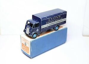 Dinky 514 Guy Van Lyons Swiss Rolls In Its Original Box - Vintage Original Rare