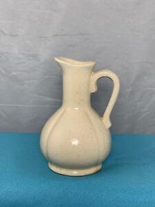 Vintage Shawnee USA 40A Yellow Pitcher /Ewer / Vase Art Deco