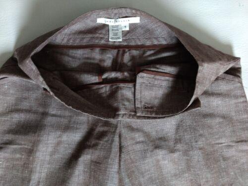 55 45 Taylor pour jupe 12 Loft rayonne Ann femmes marron lin Pantalon Occasion taille 1BUwxHqxg