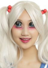 Anime Temporary Eyelid Tattoos Cosplay New In Sealed Package!
