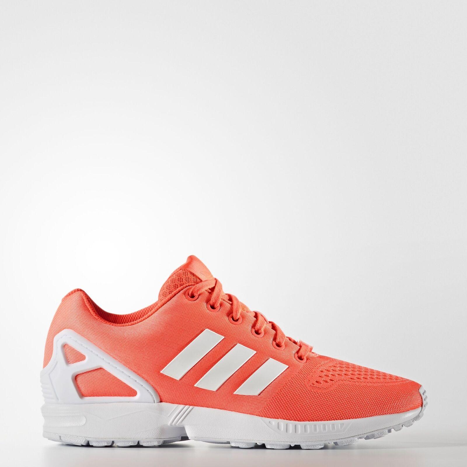 adidas Originals Herren ZX Flux EM Schuh Orange NEU