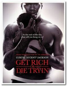 Image result for get rich or die tryin