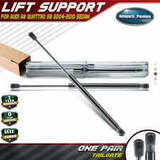 Pair of 2 Trunk Gas Charged Lift Support Shocks Strut For 2004-2010 Audi A8