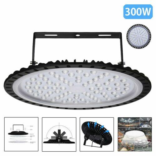 50W-500W UFO LED Hallenleuchte Industrie Hallenfluter Werkstattbeleuchtung DE