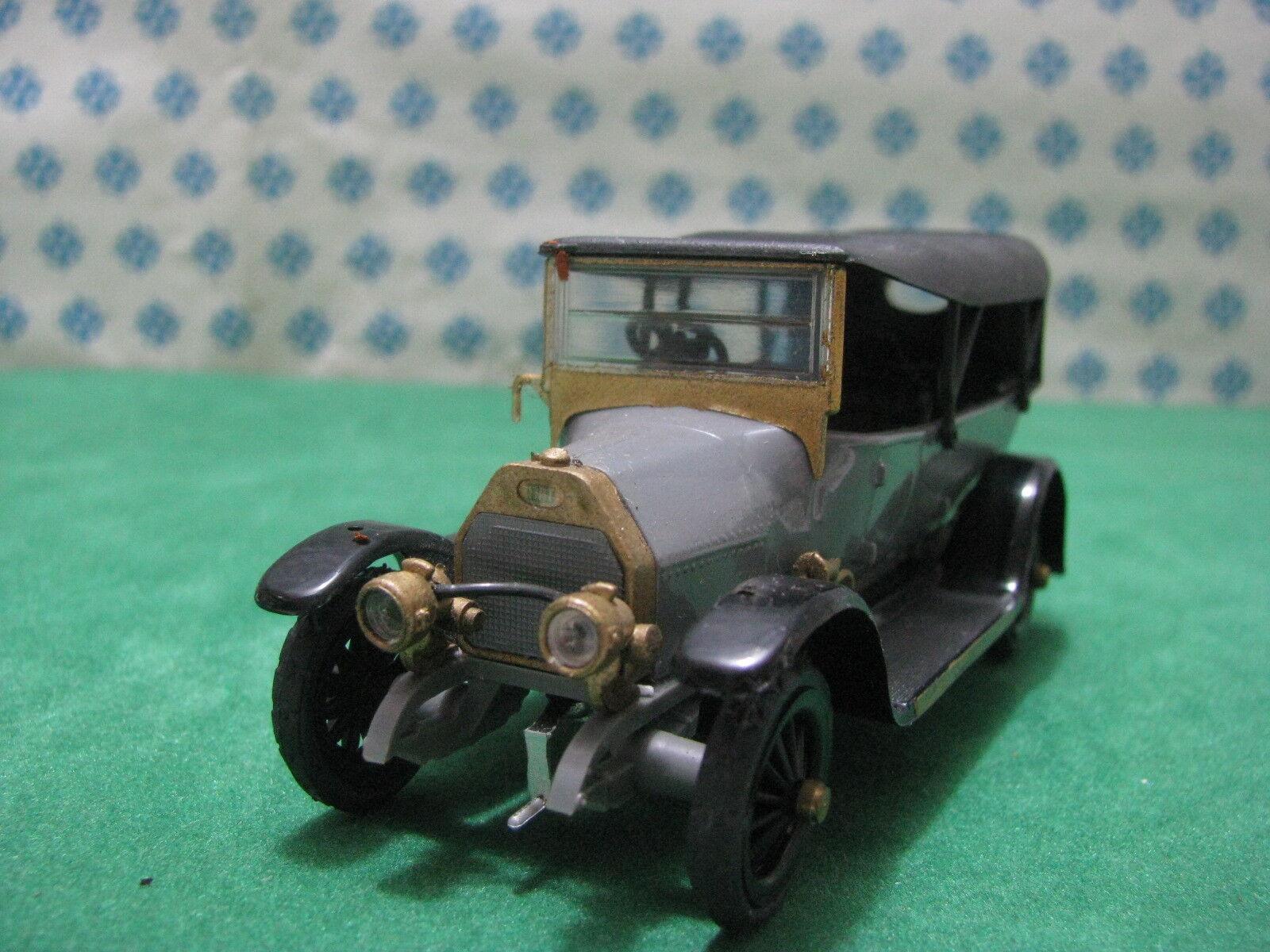 Vintage - Fiat 1911 Torpedo Mod.4 Fermée - 1 43 Dugu N°4