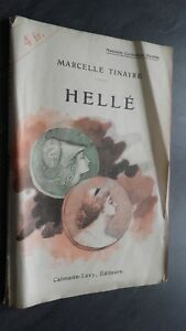 Marcelle-Tinayre-Helle-Nuovo-Collezione-per-Lettera-C-Levy-1898-ABE