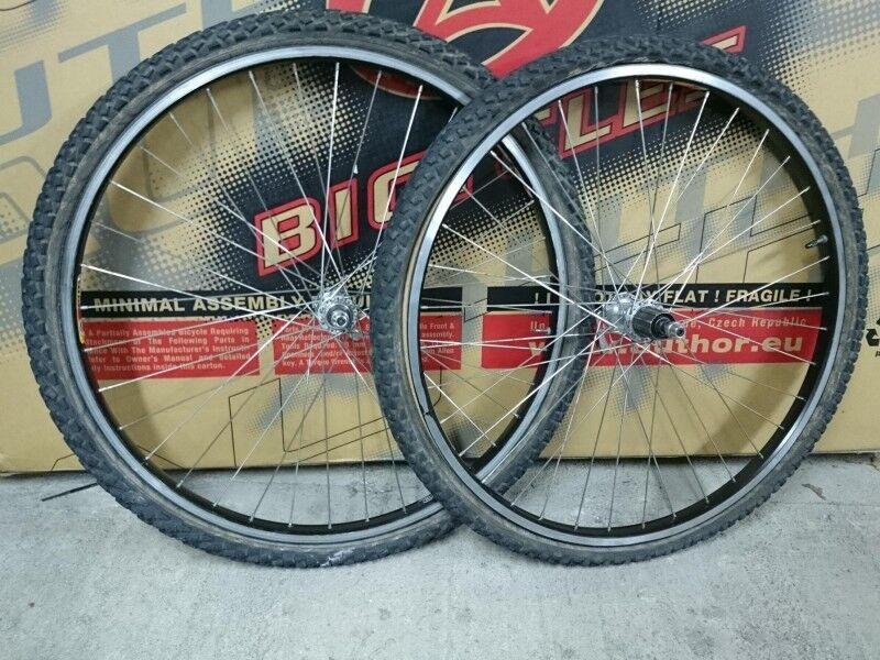 MTB Wheels Shimano  DEORE LX HB-M550 FH-M550 FIR M125 26'  grandes ofertas