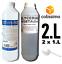 1L-ALCOOL-ISOPROPYLIQUE-ISOPROPANOL-99-9-1L-GLYCERINE-VEGETALE-99-8 miniature 1