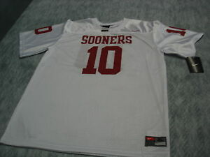 Details about Nike OU Sooners FOOTBALL JERSEY youth XL-18-20 NEW Blake Bell Belldozer