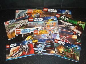 Multiple Variations! LEGO Bau- & Konstruktionsspielzeug Lego Legends of Chima 1x Set of Instructions LEGO Bausteine & Bauzubehör