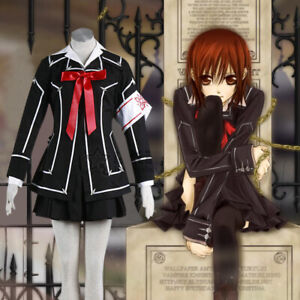 Anime Vampire Knight Kuran Yuki Cosplay Costume Full Set ...