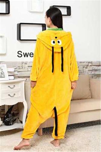 2019 fashion Campus Folding Kids//Adult Pluto Dog Anime Cosplay Costume Pajamas