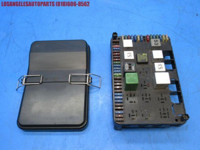 porsche 944 s2 968 951 turbo fuse relay box oem 94461011000 for sale online  ebay