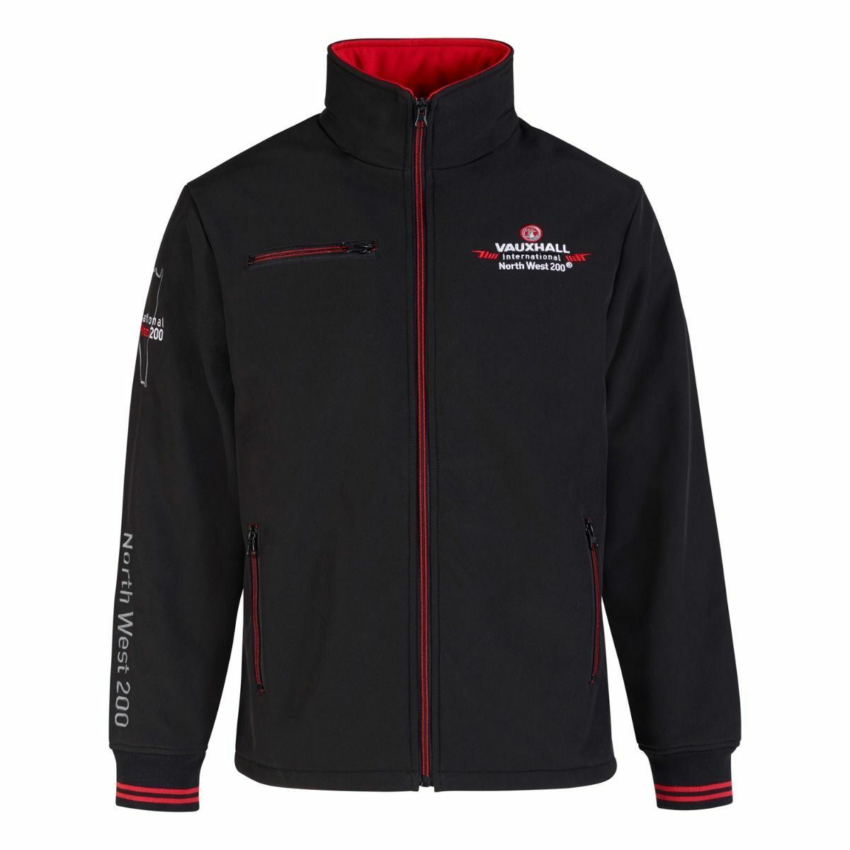 Oficial Norte West 200 Chaqueta Softshell