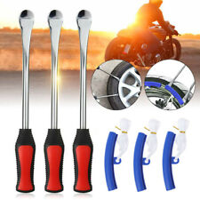 Steel Tire Spoon Lever Iron Tool Kit Professional Motorcycle Tire Changing Tool