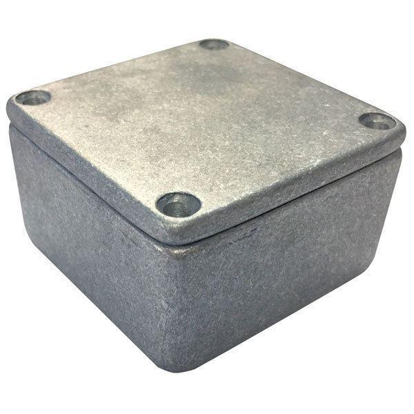 Camdenboss RTM5001/11-NAT Aluminium Kiste 50x50x31mm Serie 5000