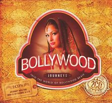 Various Artists-Bollywood Journeys CD   New