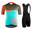 2019 Summer Mens Cycling Jersey Short Sets Short Sleeve Mens Cycling Jersey Set