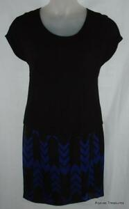 Trendy-Black-Jr-2X-14-15-Office-Church-Stretchy-Layer-Look-Dress-FOREVER-21