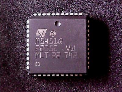 2 PCS 2.5A L6243 ST MICRO VOICE COIL MOTOR CONTROLLER PLCC44