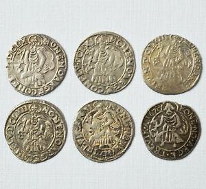 6-Silber-Petermaennchen-Erzbistum-Trier-Carl-Caspar-von-der-Leyen-1618-1676